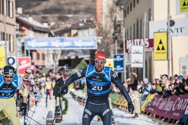 VToblachu si připsal Bauer Ski Team na konto další stříbro.