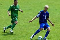 1. FC Karlovy Vary - Vltavín 2:0