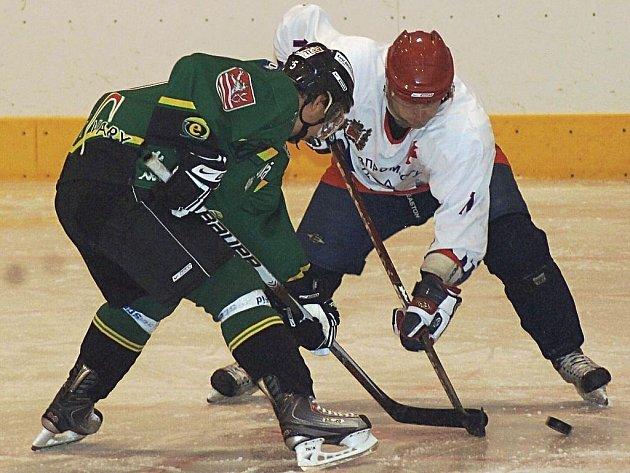 Hokejisté karlovarské Energie porazili v prvním přátelském utkání Gazprom Orenburg 6:3.