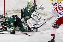 Pátý zápas předkola play off hokejové extraligy HC Slavia Praha – HC Energie Karlovy Vary hraný 1. března v Praze.