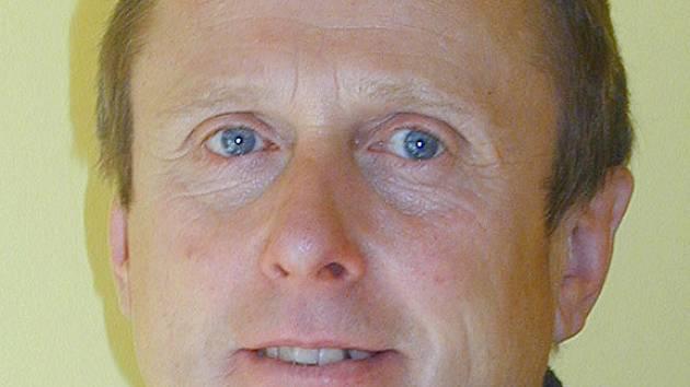 Rudolf Chlad, náčelník Horské služby Krušné Hory