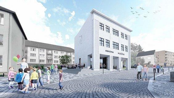 V kategorii doposud nerealizovaných projektů skončila na třetím místě Knihovna a muzeíčko Hranice.