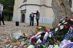 V Jáchymově se v sobotu konal už 31. vzpomínkový akt zvaný Jáchymovské peklo.