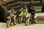 FMX Freestyle Motocross v Karlových Varech.