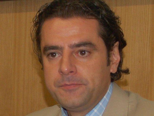 Werner Hauptmann (ODS), primátor Karlových Varů
