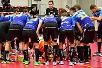 Premiérový School match trhl v lázeňském městě divácký rekord, když do karlovarské haly míčových sportů zavítalo celkem 671 diváků.