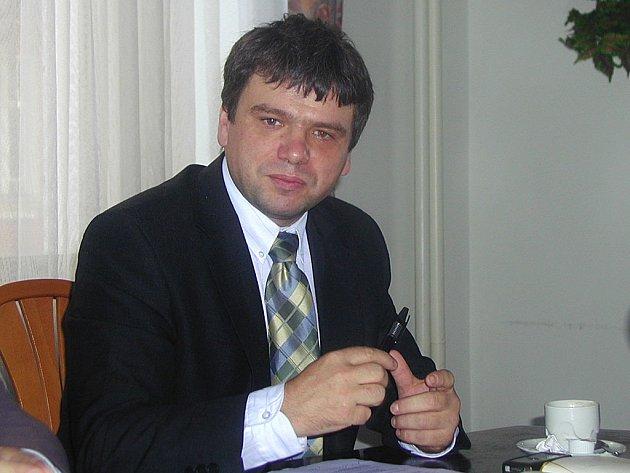 Karel Moravec, předseda ČLK Karlovy Vary