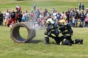 Den záchranářů na Rolavě.