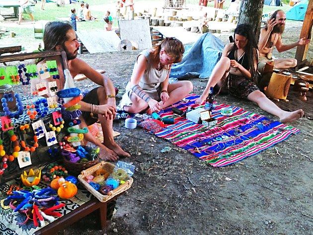 BOTANICKÁ ZAHRADA pořádá řadu zajímavých akcí včetně multižánrových festivalů.