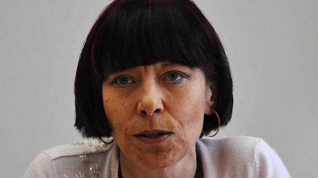 Dagmar Laubová, náměstkyně primátora pro kulturu