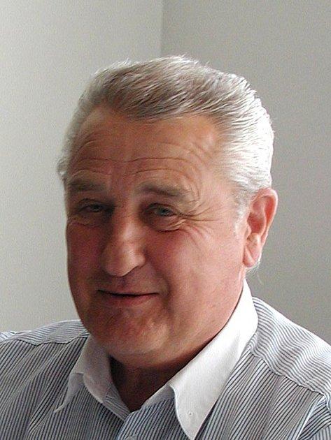 Antonín Vrána, starosta města Toužimi