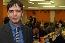 Starosta Chebu Petr Navrátil.