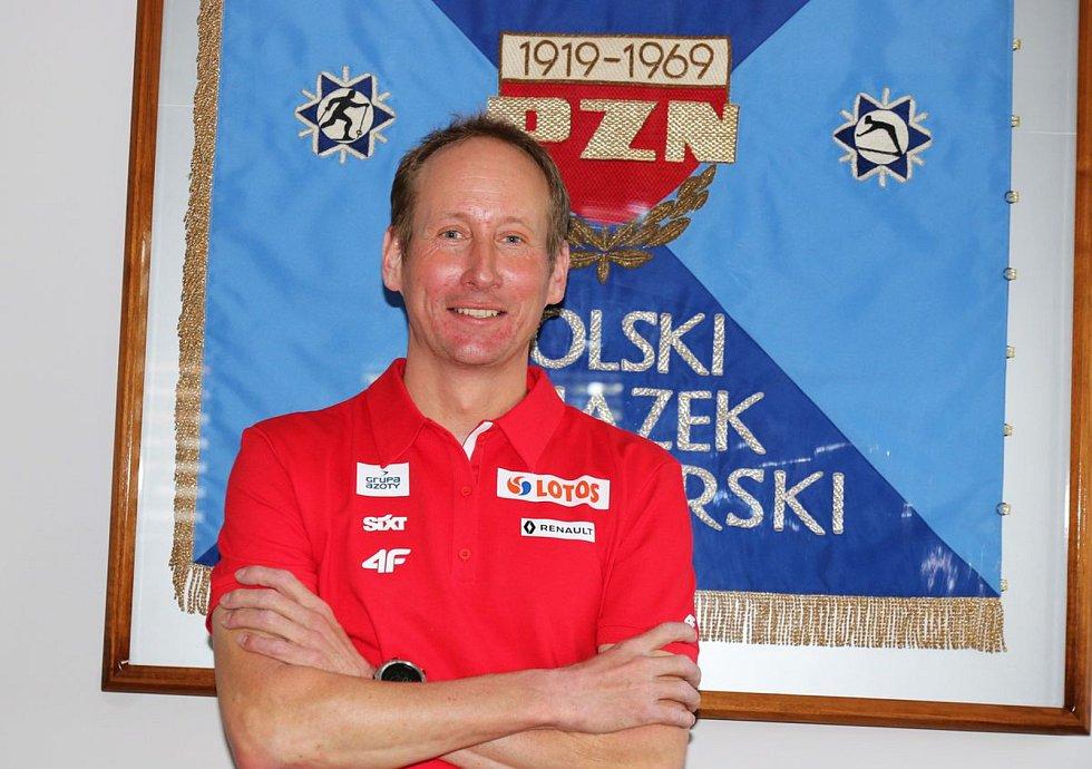REPREZENTAČNÍ TRENÉR. Lukáš Bauer bude plnit roli trenéra běžců na lyžích reprezentace Polska.