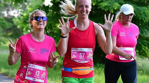 Kapacita závodu v Karlových Varech čítá celkem 350 běžců v kategorii dospělých, když registrace na místě pak nebude možná.