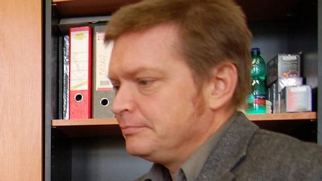 Jiří Drábek, předseda správní rady Vysoké školy Karlovy Vary.