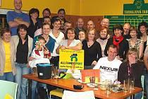 Členové občanského sdružeí All Family Sport