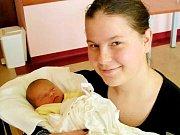Verunka Jiránková se narodila 16. 10. 2014