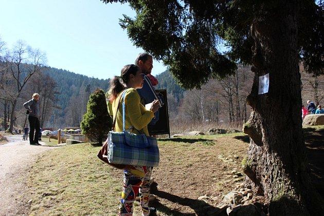 Vítání jara v Bečovské botanické zahradě
