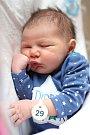 JAKUB ONDREJCSIK z Karlových Varů se narodil 11. 5. 2016