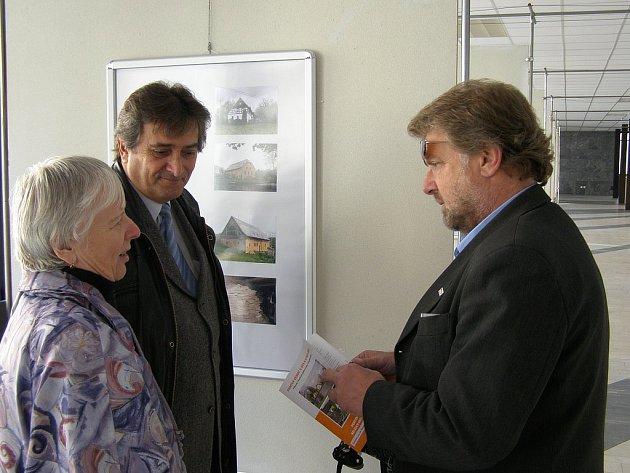 Lidé si do 30. listopadu mohou v galerii Na ochozu prohlédnout zajímavou výstavu.