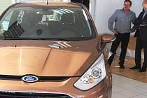 Witte Automotice Nejdek vyrábí součástky také pro koncern Ford a jeho vozy
