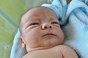 ALEŠEK ULMANN z Nejdku se narodil 15. 9. 2016