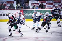 Hokejová Tipsport extraliga: HC Energie Karlovy Vary - Bílí Tygři Liberec