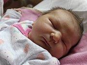 LAURA NOVOTNÁ z Chodova se narodila 15. 5. 2017