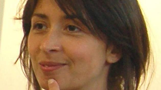 Ida Kleisnerová, mluvčí sdružení Protebe Live