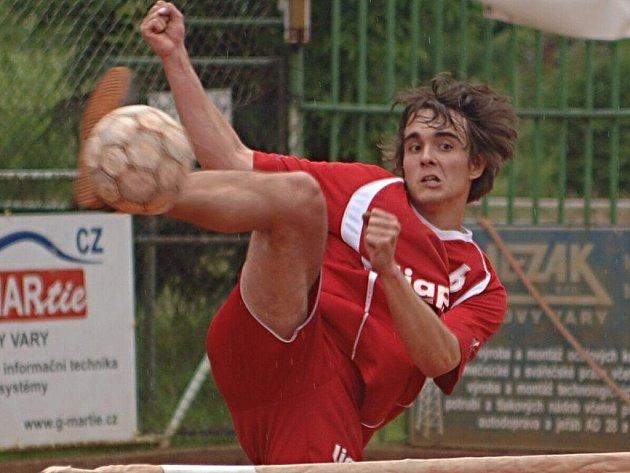 Karlovarský Jakub Medek se představí na mistrovství se svým bratrem Matějem.