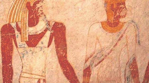 Malby v hrobkách nubijských králů Kašty a Piye jsou velmi zachovalé, v mnohem lepším stavu než v navštěvovaných egyptských pyramidách.