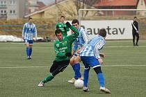 V JEDNOM KOLE jsou vždy o víkendu zimní fotbalové turnaje jak v Sokolově, tak i v Karlových Varech. (Ilustrační foto.)