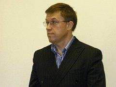 Ruský obchodník Dmitry Gnedin.