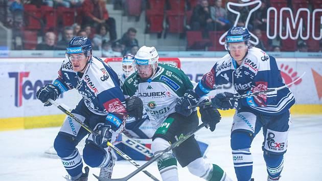 Hokej, Tipsport extraliga: Energie Karlovy Vary  -Ridera Vítkovice
