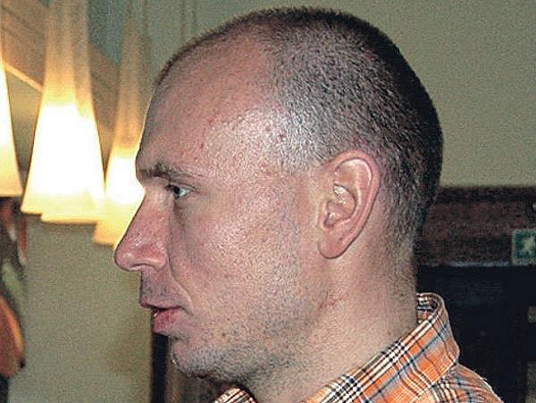 Filip Berger, ředitel pro lékařskou péči krajské nemocnice.
