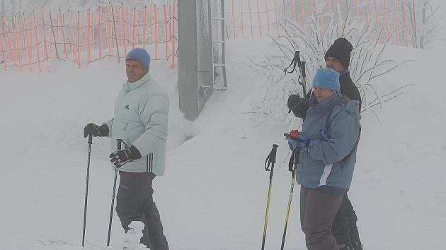 Ani avizovaná obleva by podle vlekařů neměla nikterak ohrozit kvalitu sněhu.