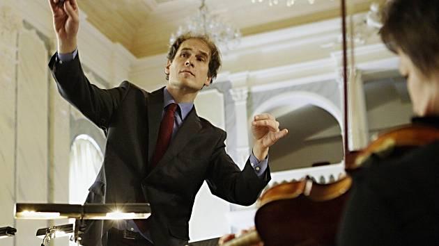 Martin Lebel je podle názoru většiny členů orchestru ten nejslušnější a nejhodnější šéfdirigent.