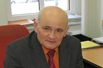 Jaroslav Rovný, bývalý starosta Hroznětína