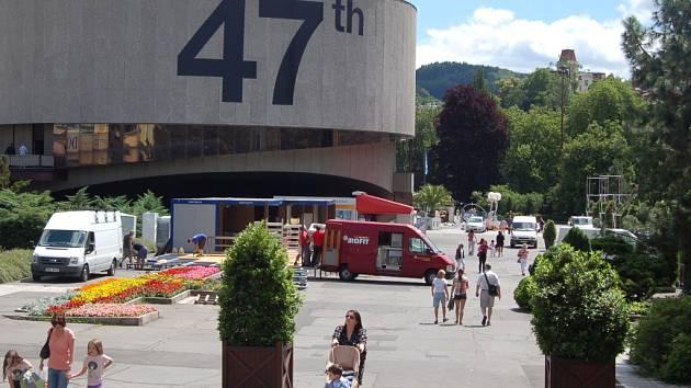 Karlovy Vary pofestivalové.