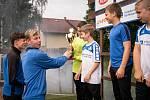 Čtyřicet mládežnických výběrů se představilo na jedenáctém ročníku sportovní akce ostrovského FK Den plný fotbalu.