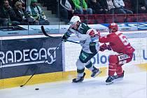 Hokejová Tipsport extraliga: HC Energie Karlovy Vary - HC Oceláři Třinec