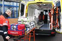 Evropské dotace pomáhají záchrance i nemocnici.