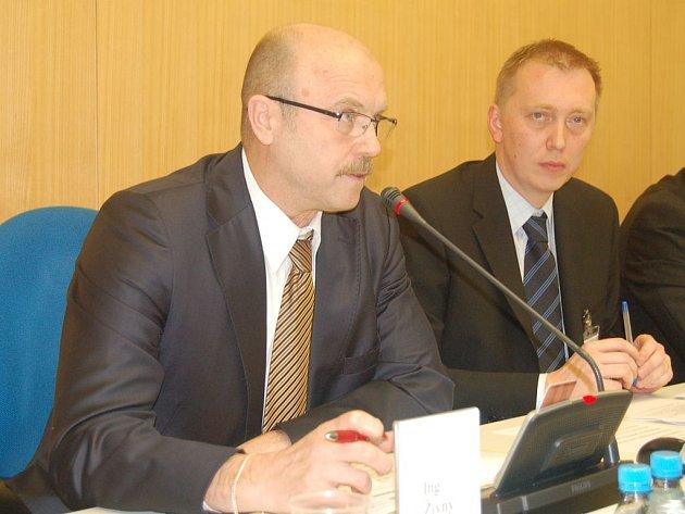 Novým místopředsedou regionální rady soudržnosti se stal nový karlovarský hejtman Josef Novotný.