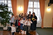 Vánoční program se dětem povedl.