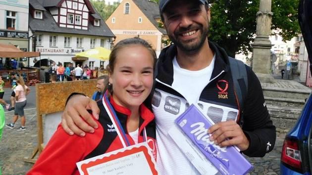 Závodu s magickou atmosférou se zúčastnilo letos úctyhodných 194 běžců.