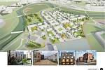 Takto si lokalitu představují architekti a projektanti.