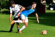 Hroznětín uspěl v derby, když ve 4. kole krajského přeboru mužů porazil před svými fanoušky Nejdek 3:2.