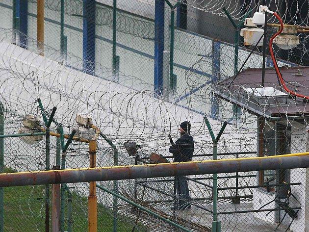 Policie vyhlásila pátrání po uprchlém vězni.