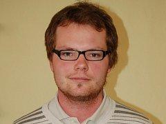 Dominik Jandl, předseda karlovarské základní organizace Strany zelených