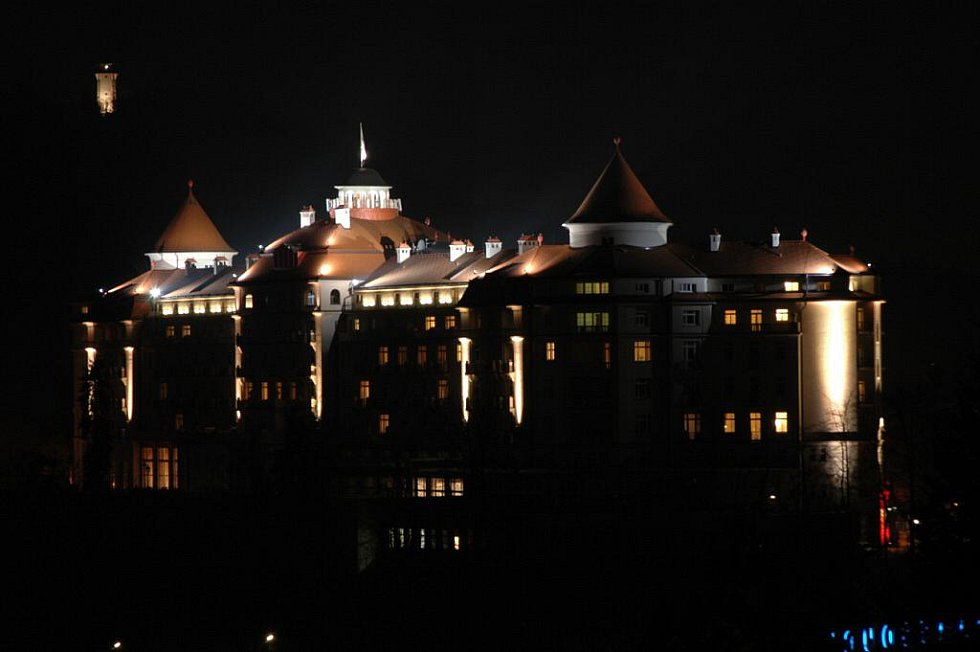 Karlovarský hotel Imperial